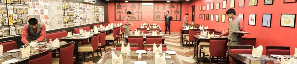 1024 - Restaurant cafe
